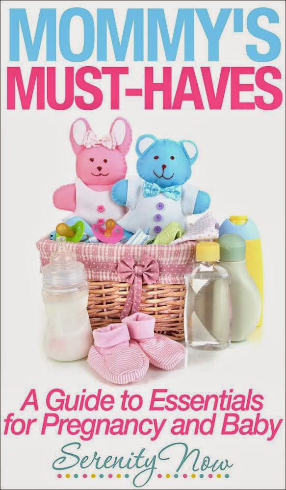 Mommy's Must Have series from a Mom of Three! at Serenity Now