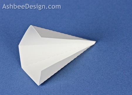 how to make a steeple shape
