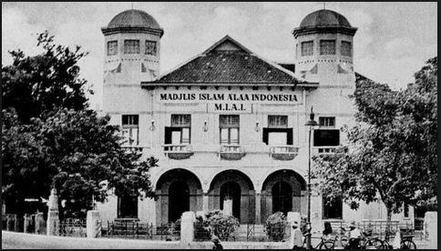 Sejarah, Tokoh-Tokoh serta Tujuan Organisasi Perhimpunan Indonesia, Partai Indonesia Raya (Parindra), MIAI, dan Gabungan Politik Indonesia (Gapi) Pada Masa Pergerakan Nasional