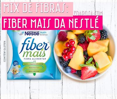 Fiber Mais mix de fibras