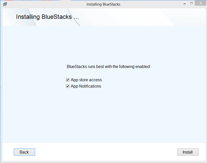 BlueStacks - Menjalankan Android di Windoe 4