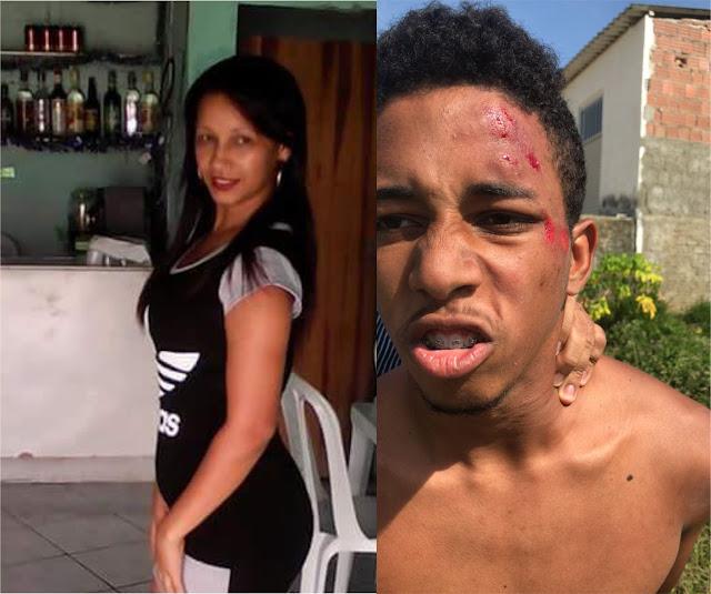 Filho mata a própria mãe no Distrito de Lage Grande em Catende, na Mata Sul