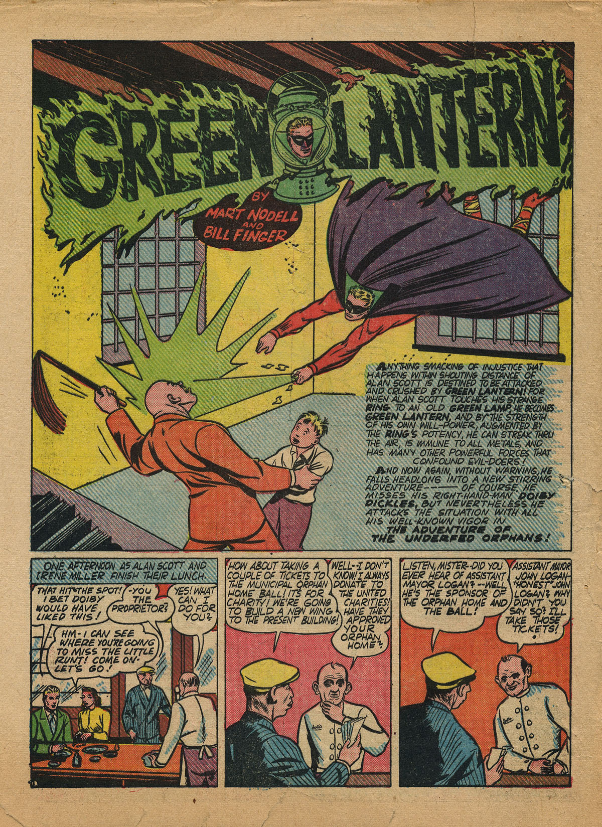 Read online All-American Comics (1939) comic -  Issue #31 - 4