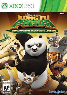 Kung Fu Panda Showdown of Legendary Legends (XBOX360) 2015