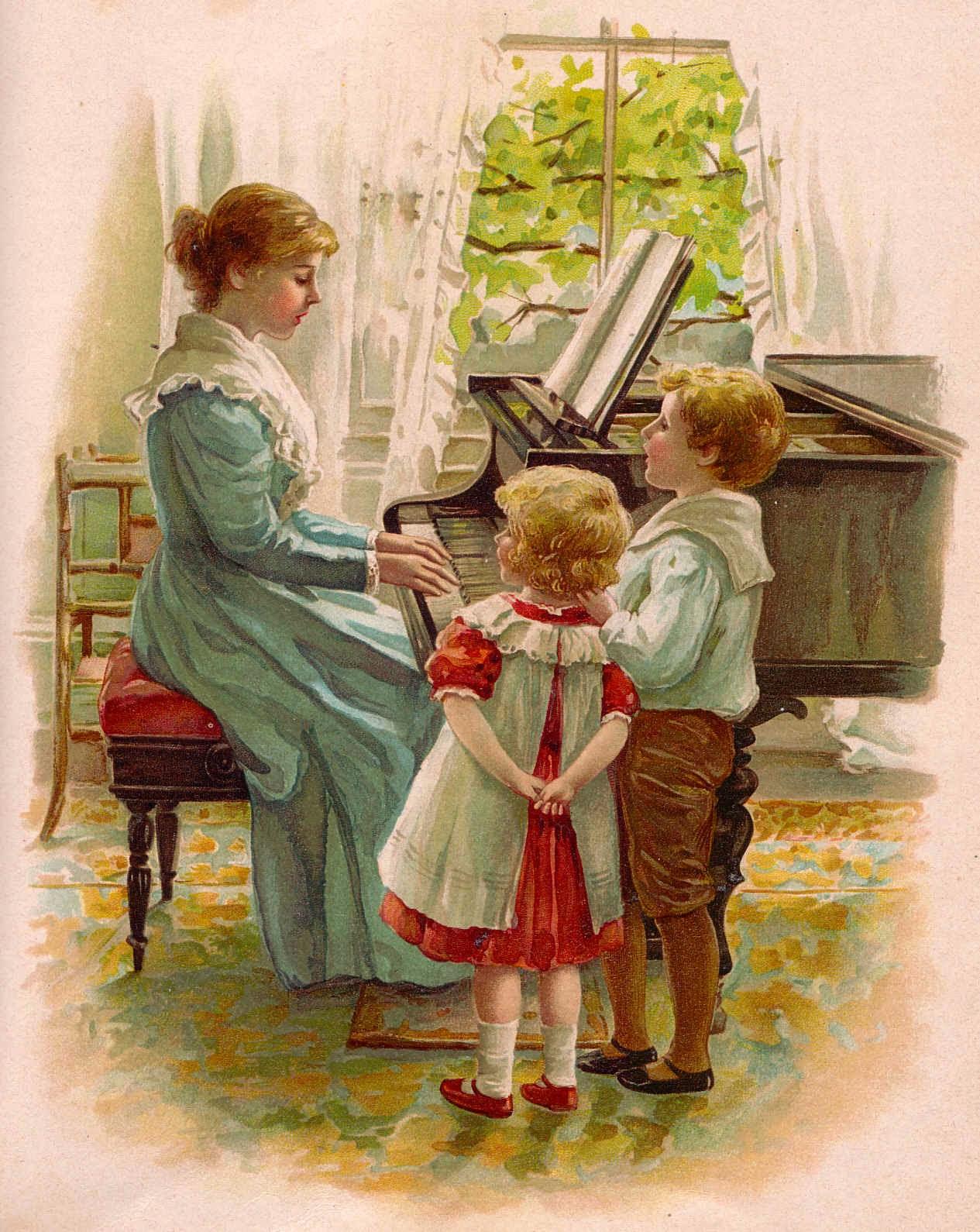 049967044f854a В яскравому, радісному, багатоголосому світі, ми повинні допомогти нашим  дітям знайти і полюбити красу музики.