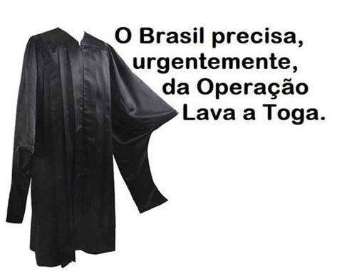 Resultado de imagem para OPERAÇÃO LAVA TOGA