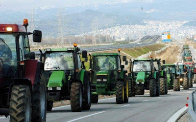 Ξαναβάζουν μπρος τα τρακτέρ οι αγρότες