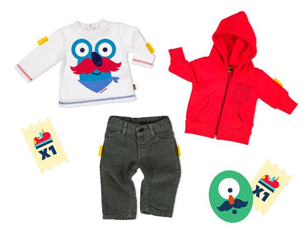 moda infantil otoño invierno 2017