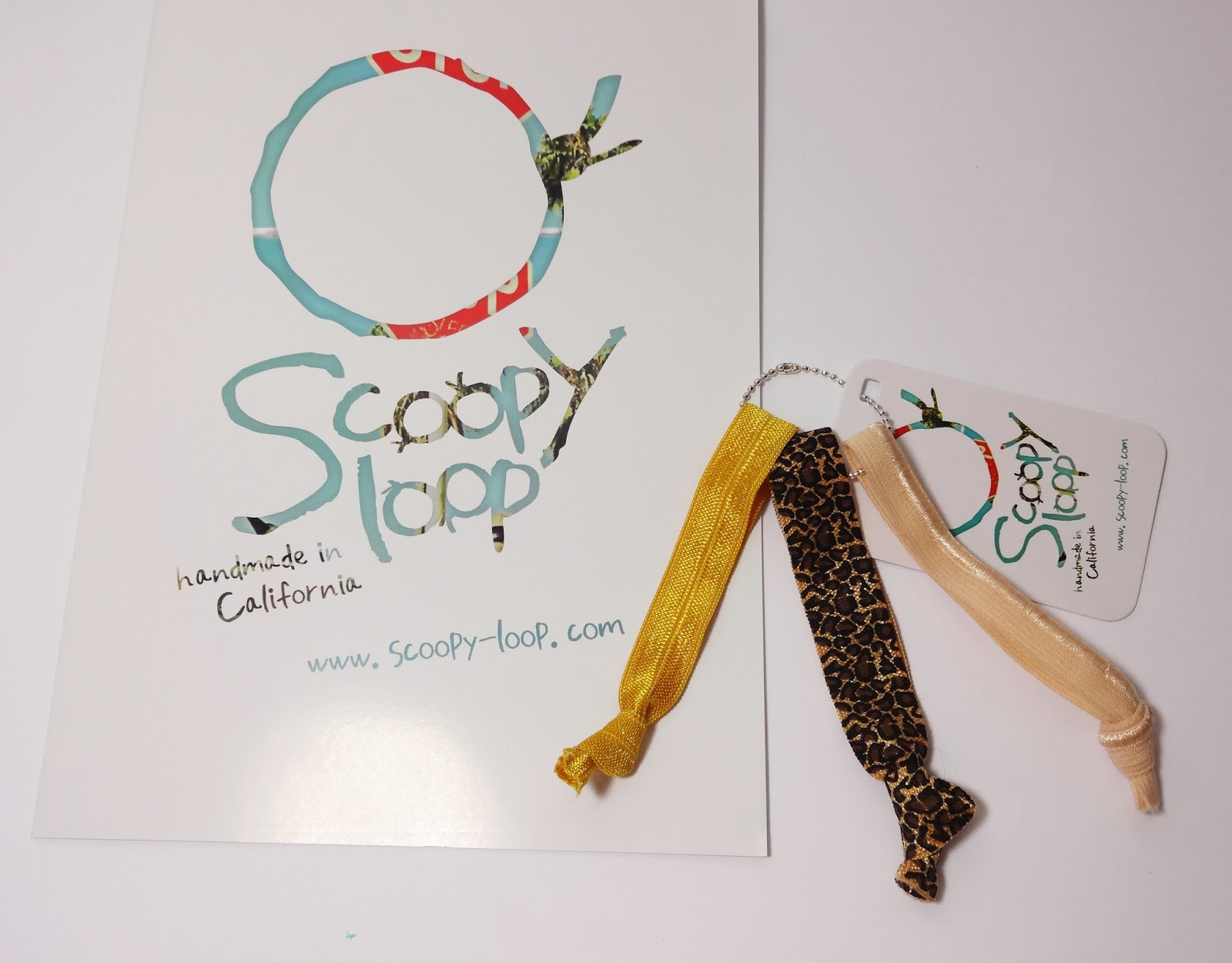 Scoopy Loop Pretty Clover Beautyblog