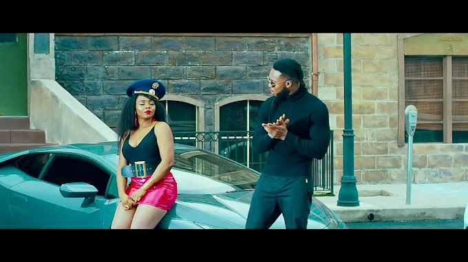 "Flavour – ""Crazy Love"" Ft. Yemi Alade [Video]"
