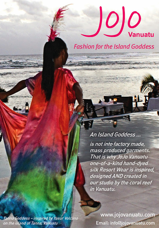 JoJo Vanuatu - For the Island Goddess