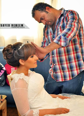 Stylish, bridal hairs, updo, long hairs
