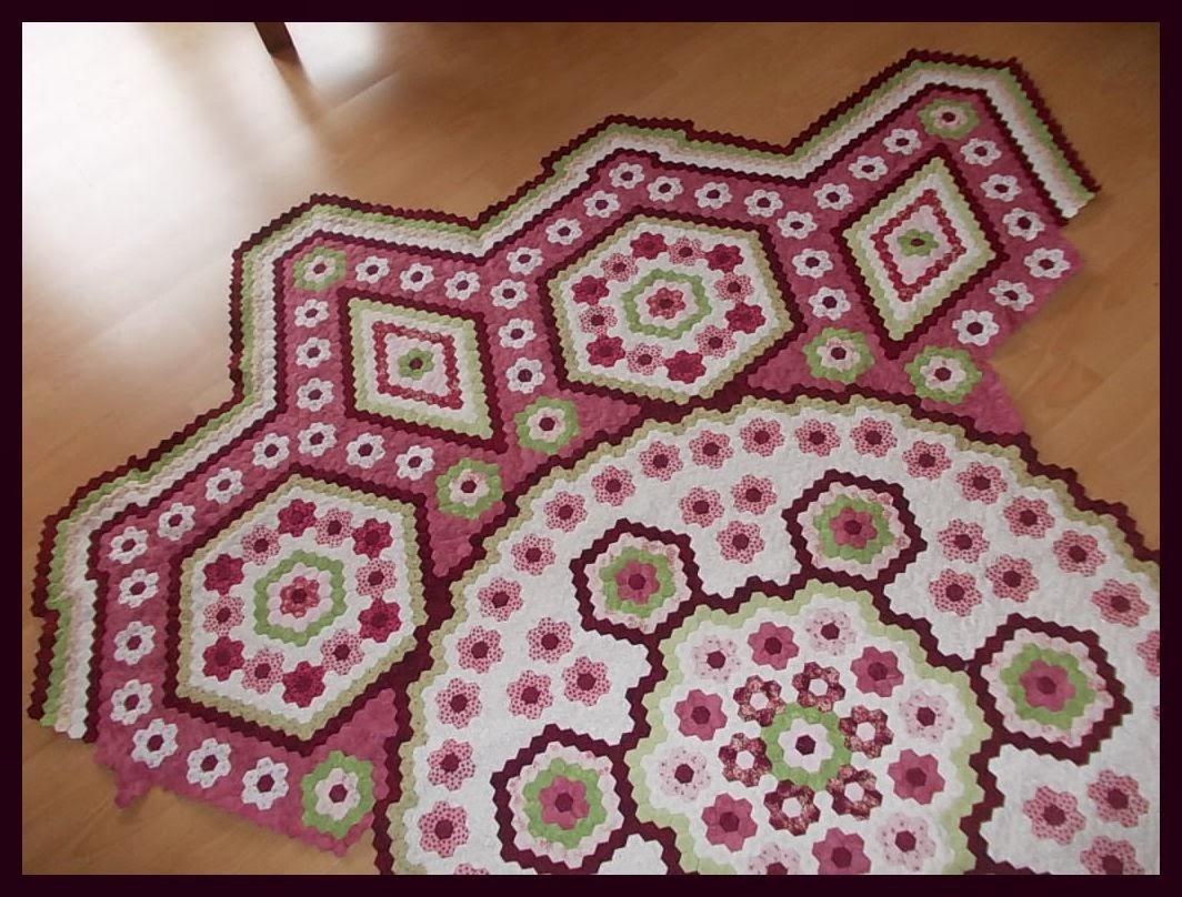 manuelas flowergarden ein drittel ist fertig. Black Bedroom Furniture Sets. Home Design Ideas