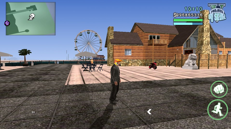 Gta Sa Modern Beach House