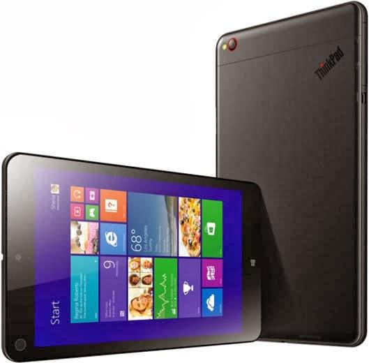 Tablet Lenovo ThinkPad 8 Terbaru