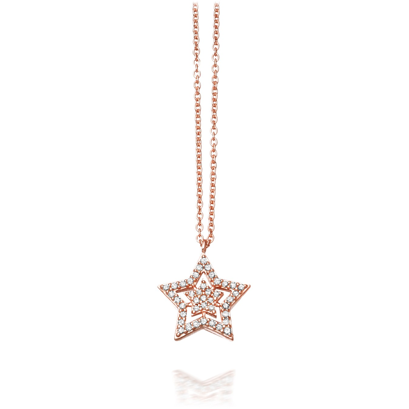 Astley Clarke Super Star Pendant - British luxury jewellery - UK style blog
