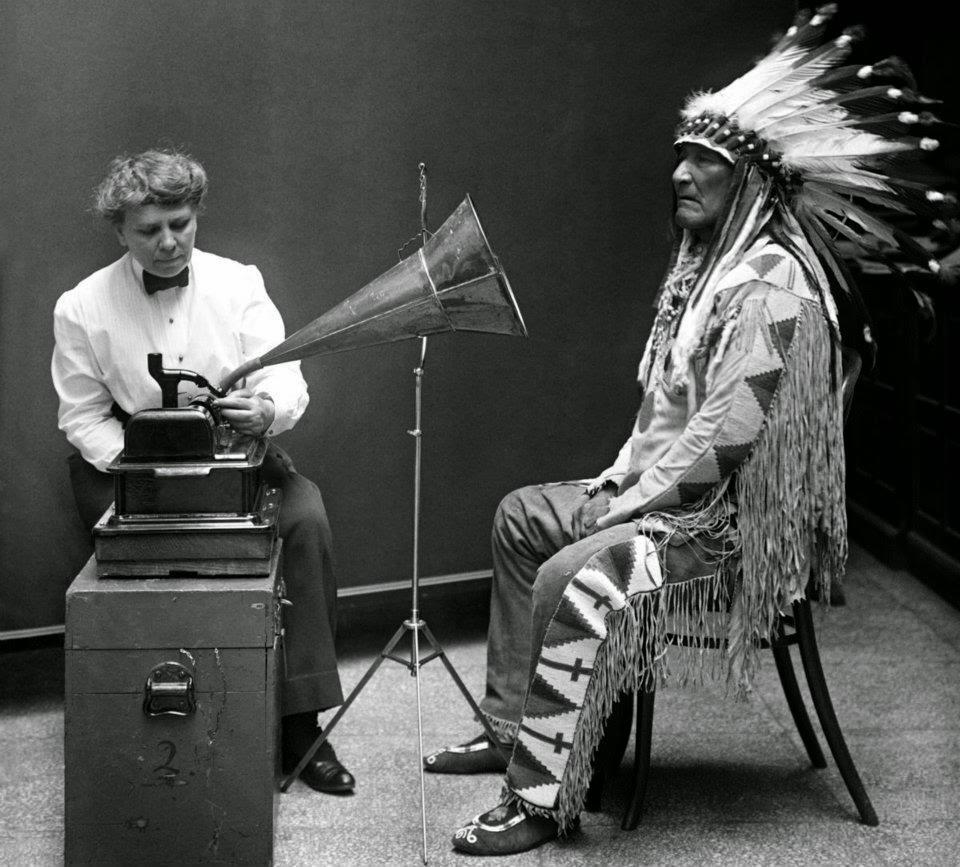 blackfoot indian tribe music photographs native american chief recording smithsonian history mountain warriors favorite horseback bureau