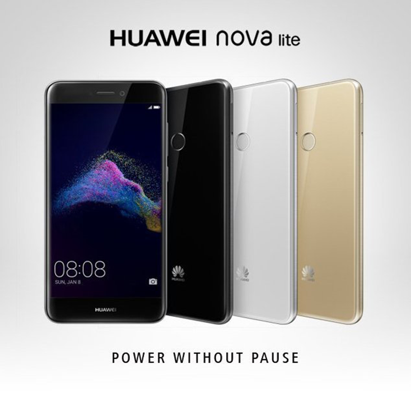 Huawei volition eventually rename it for other regions Huawei Nova Lite Is Huawei P8 Lite 2017 For Other Regions