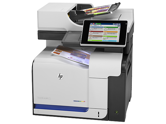 Hp laserjet 500 mfp m525 driver download | support hp.