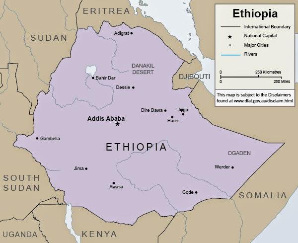 Kota Muslim Kuno Ditemukan di Ethiopia