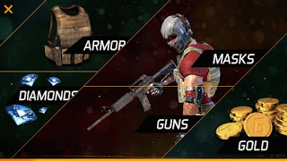 Download MaskGun ® - Multiplayer FPS  Mod Apk 2.01 update Terbaru Full Free Android