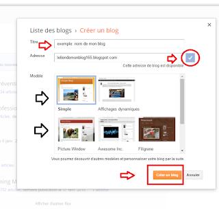 Comment créer un blog pro sur Blogger