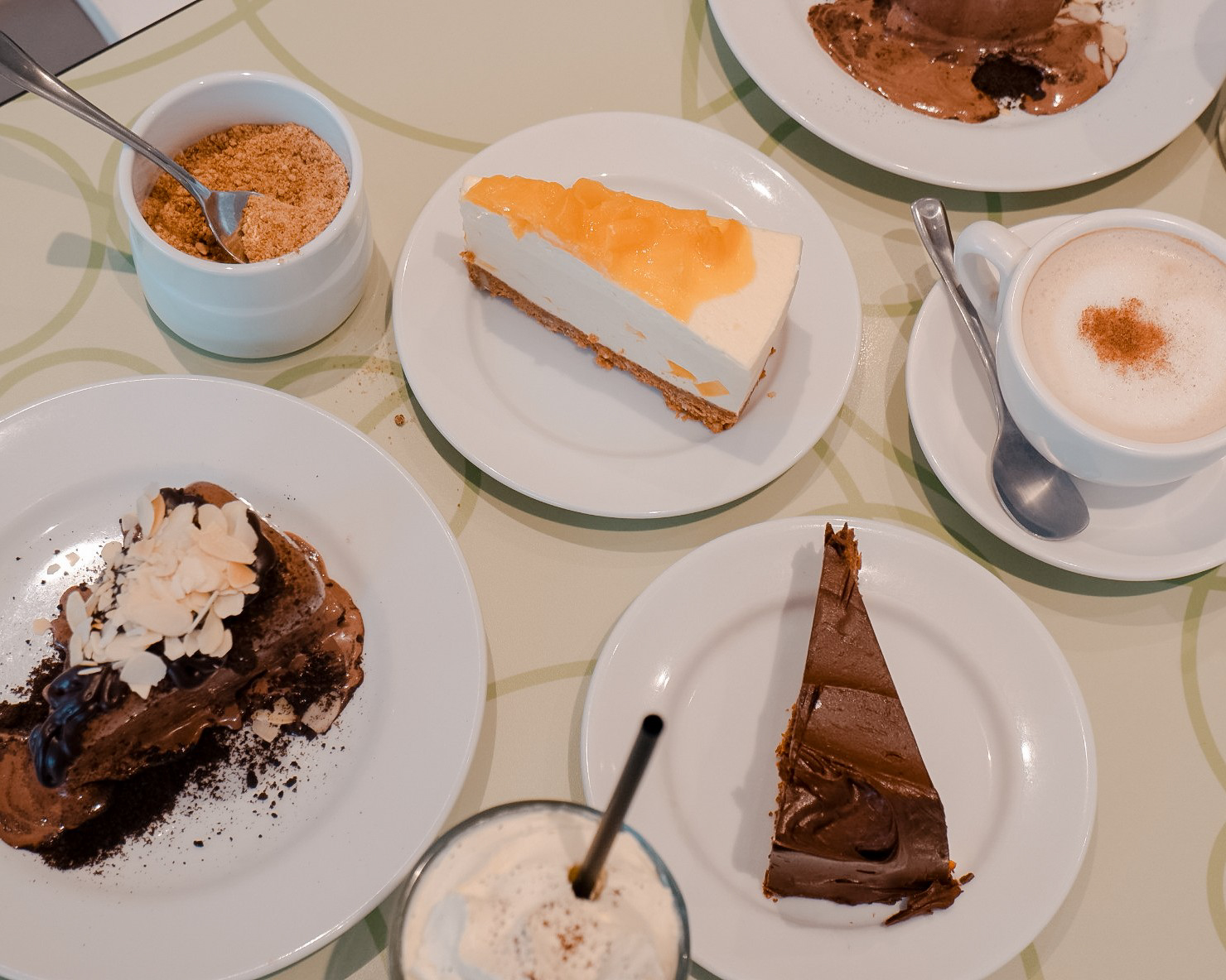 Calea Pastries & Coffee: Bacolod's Cake Heaven