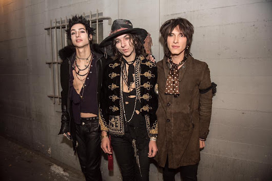 SMC Press Release | Palaye Royale 'Boom Boom Room Side A' Headline Tour hits Edmonton August 8th!