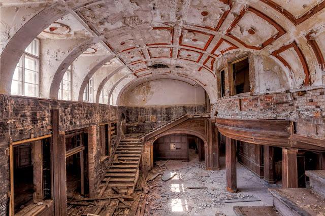 napustene zgrade
