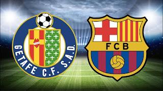 اون لاين مشاهدة مباراة برشلونة وخيتافي بث مباشر 12-05-2019 الدوري الاسباني اليوم بدون تقطيع