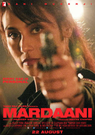 Mardaani 2014 BluRay 800MB Full Hindi Movie Download 720p Watch Online Free bolly4u