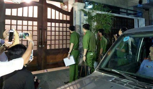 Nhiều lãnh đạo Đà Nẵng bị bắt giam