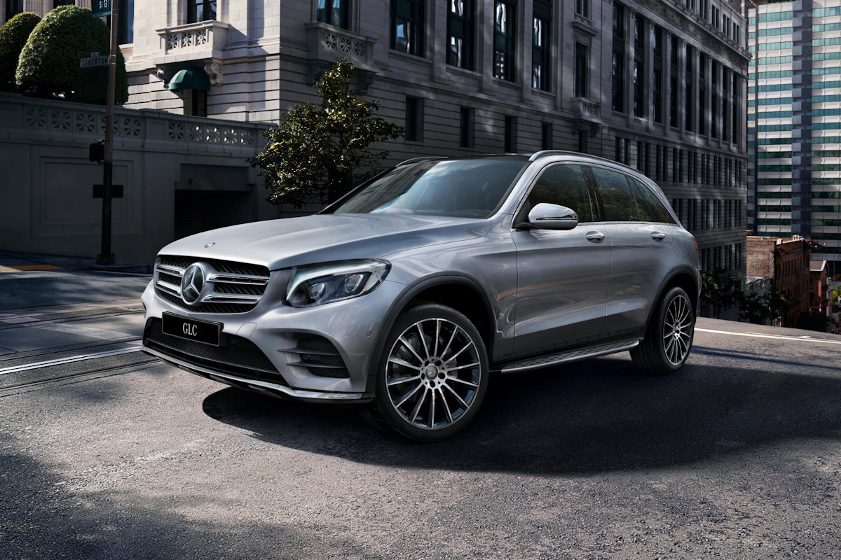 Mercedes benz offers low downpayment on cla gla and glc for Brand new mercedes benz
