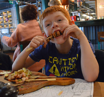 Top 10 Child Friendly Restaurants in Newcastle City Centre - Jamie's Italian