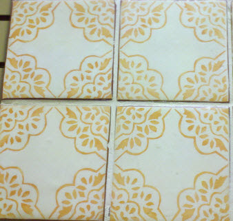 COOL CLASSIC TILE AT BEDROSIANS