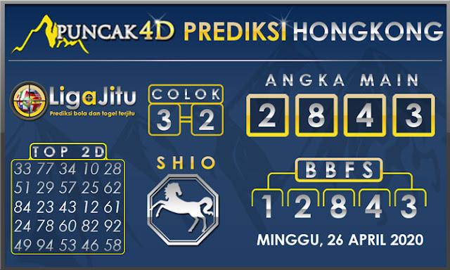 PREDIKSI TOGEL HONGKONG PUNCAK4D 26 APRIL 2020
