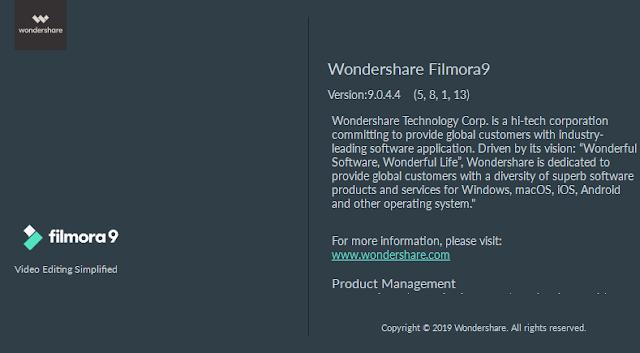 [Soft] Wondershare Filmora 9.0.4.4 (x64) - Biên tập , chỉnh sửa video