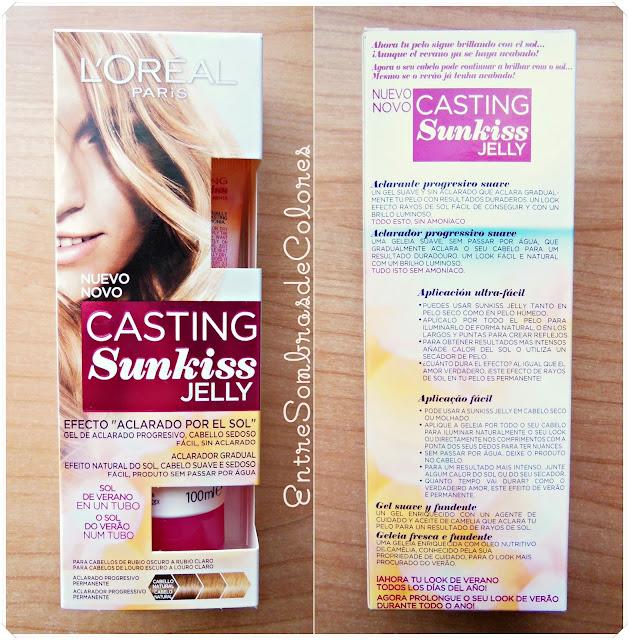 Cabello Casting Sunkiss Jelly de L'Oréal