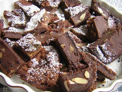Torta di pane e cioccolata