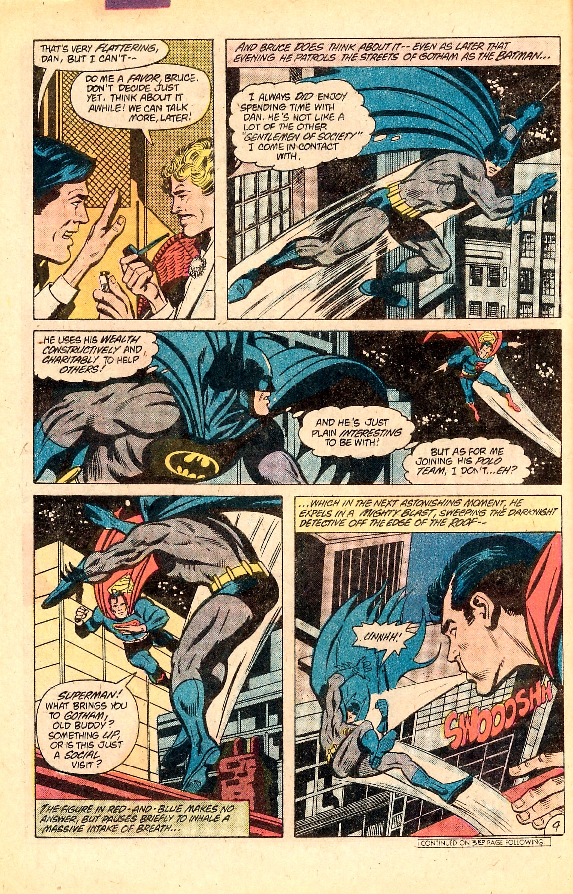 Read online World's Finest Comics comic -  Issue #283 - 6