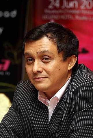 Dr Ahmad Idham Ketua Pengarah FINAS