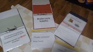 ksiazki do nauki metodą domana, nauka czytania dla dzieci