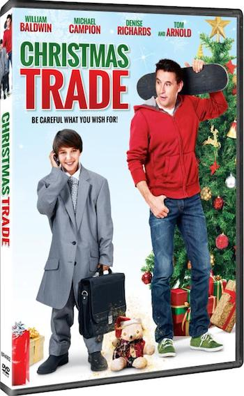 Christmas Trade 2015 English HDRip XviD 700mb