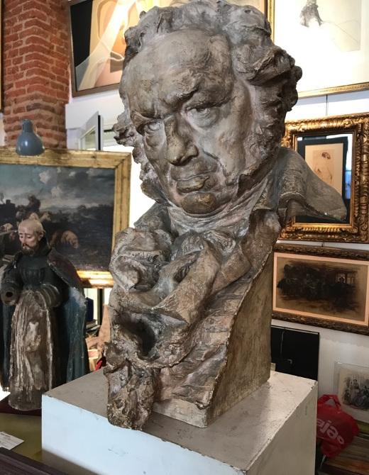 La Policía de la Generalitat interviene 36 obras de arte falsificadas de varios artistas valencianos