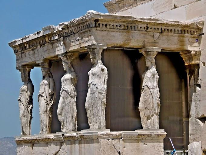 Ο «χρυσός αιώνας» της τέχνης - Ο «Χρυσός αιώνας» (5ος αιώνας π.Χ.)
