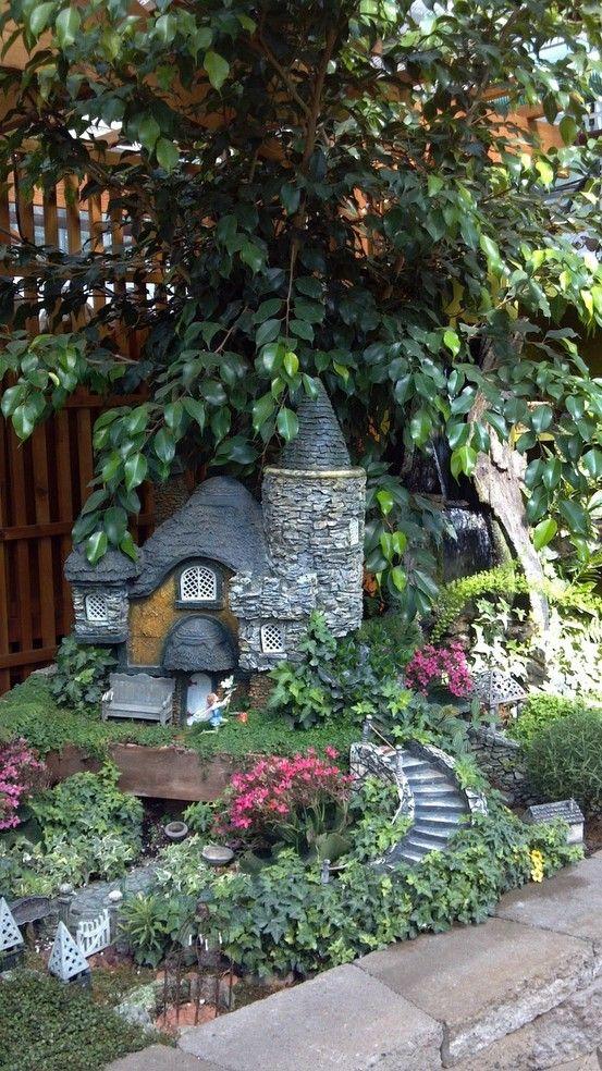 Matin lumineux jardin miniature dans son jardin for Bruler dans son jardin