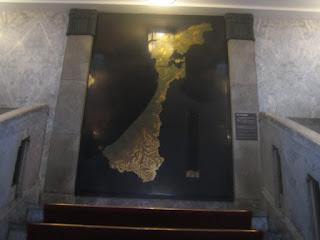 漆の石川県地図