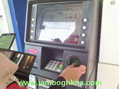 Cara Ganti PIN Di ATM CIMB Niaga