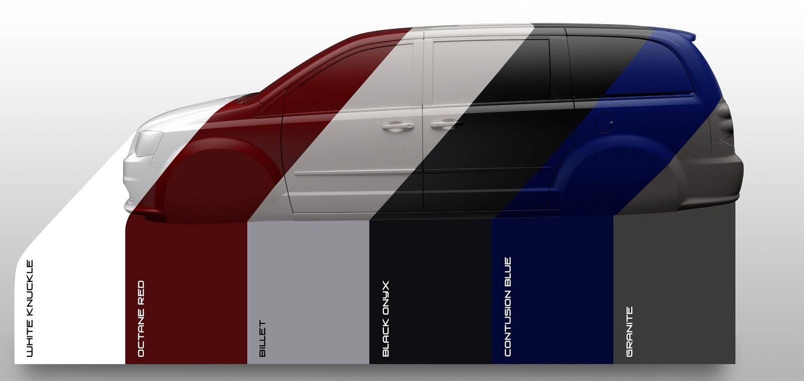 dodge rolls   heritage inspired colors   range