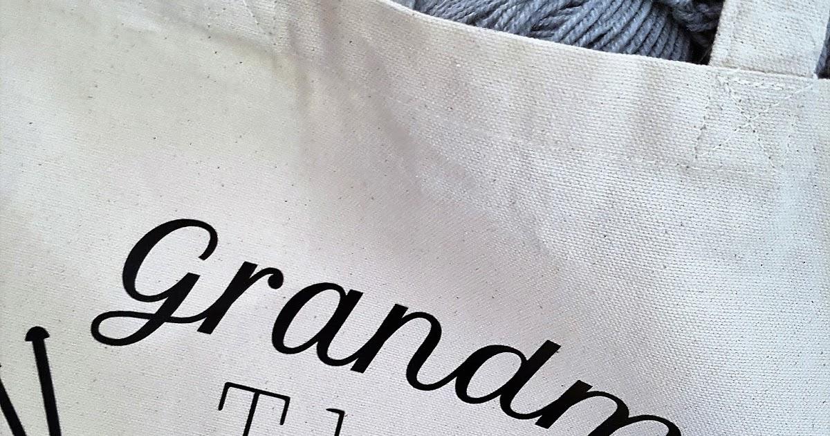Silhouette Uk Personalised Tote Bag Using Smooth Heat